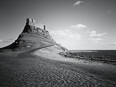 The Castle, Lindisfarne, Northumberland