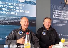 Solar Impulse - Piccard & Borshberg