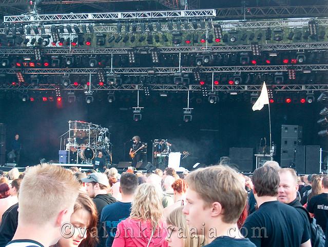 Ruisrock 2005 perjantai - Fantomas