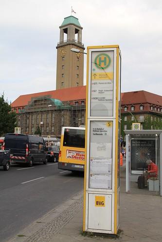 bvg berlin spandau