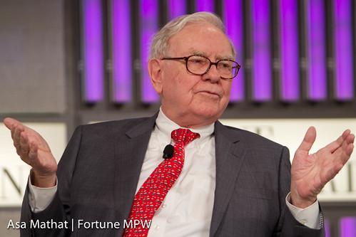 le milliardaire américain: Warren Buffett