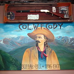 Colorado - Golden: Buffalo Bill Museum and Grave