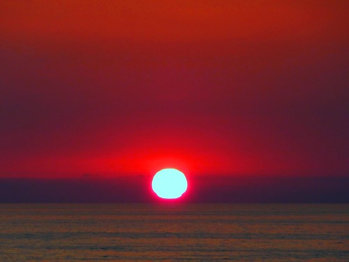 africa morning blue red sea sun hot sunrise early skies glow purple tunisia glory gorgeous horizon burn heat sousse 2011 nuframe