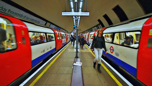 The Tube Clapham Common