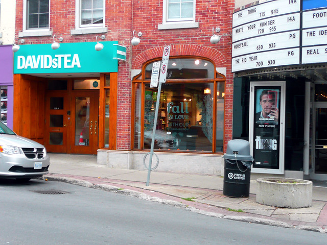 DAVIDsTEA ( Princess Street,Unit# 66, Kingston, Ontario) Tea Room in Kingston, Ontario. out of 5 stars. Closed Now. Community See All. people like this. people follow this. About See All. I love David's Tea and have been especially enjoying my Advent tea calendar/5(9).