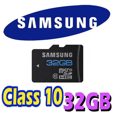 samsung 32gb 32g class 10 micro sd micro sdhc tf karte. Black Bedroom Furniture Sets. Home Design Ideas