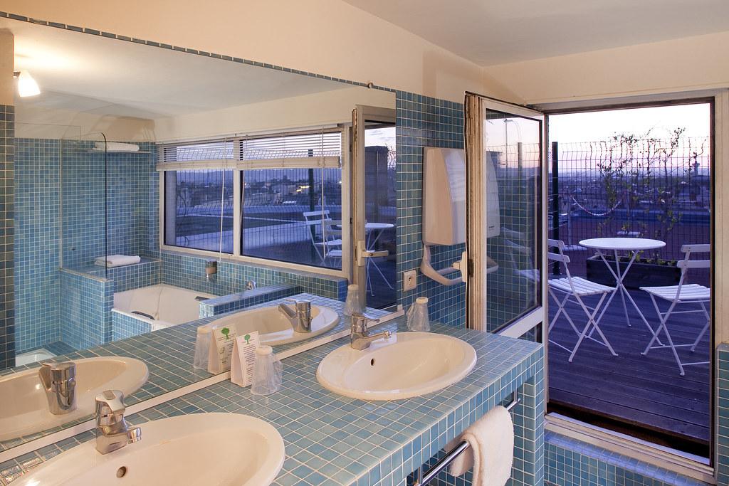 Salle de bain Hôtel continental bordeaux