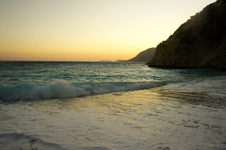kalkan turkey kaputas beach