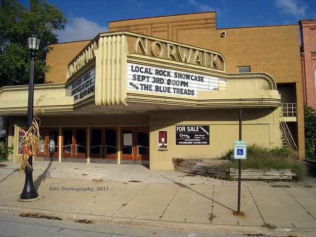 norwalk theater norwalk ohio a photo on flickriver
