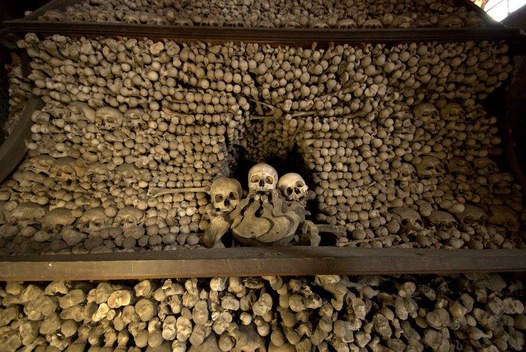 ossario di sedlec luoghi più spaventosi al mondo