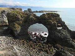 Arnarstapi-Hellnar coast, Snæfellsnes, Iceland
