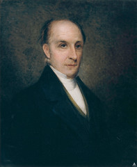 Painted portrait of Charles Bulfinch