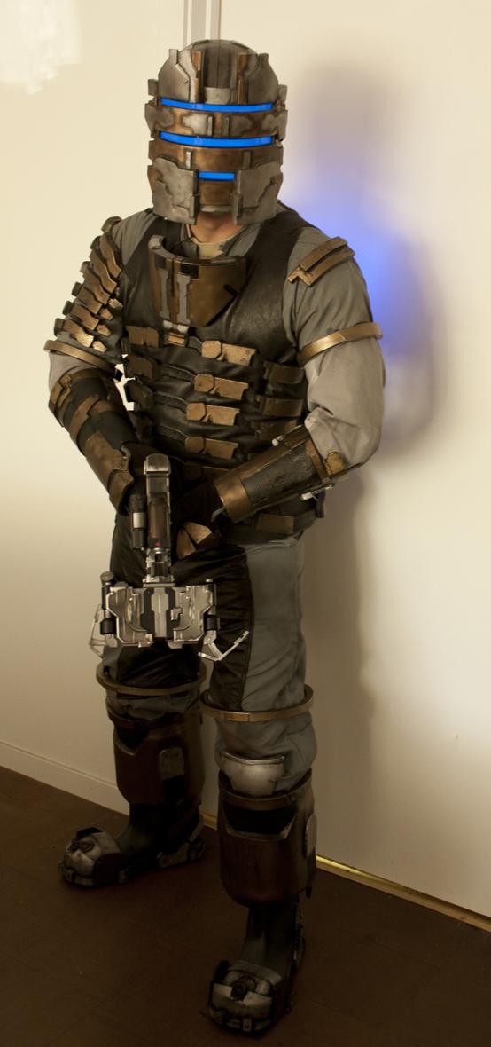 Thorssoli Isaac Clarke costume