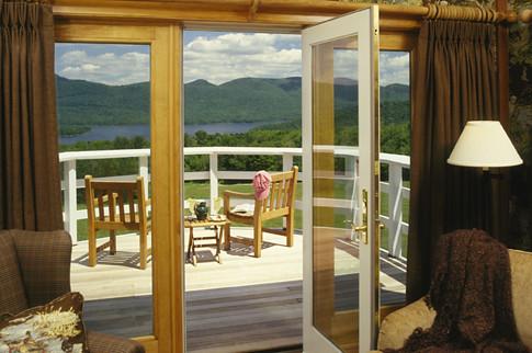 Mountain Top Inn (Green Mountains, Vermont, États-Unis)