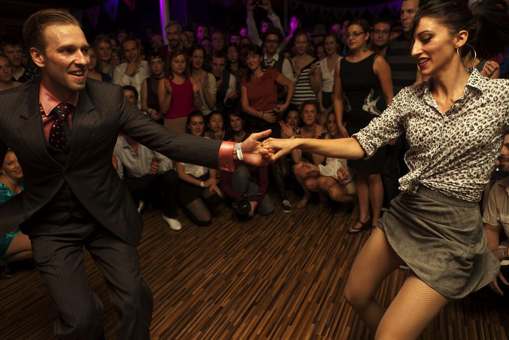 Plaidoyer pour la danse