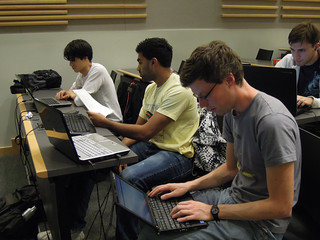 Hacking away at UMich