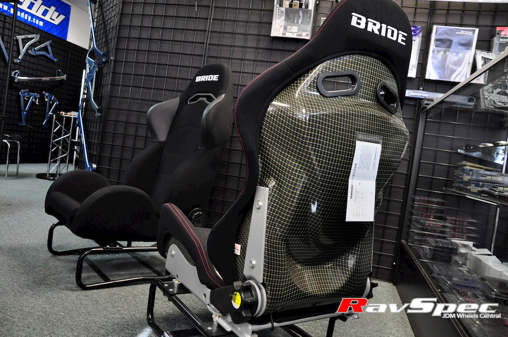 Bride Seat and Accessories Now Available at RavSpec - NY Pick Up - EvolutionM - Mitsubishi ...