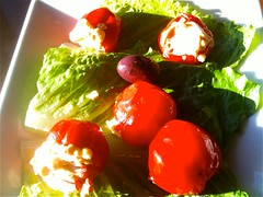 stuffed peppers ―like a painting / this is art