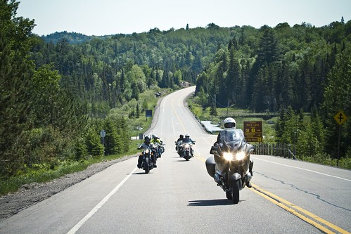 Riders in the Ottawa Valley