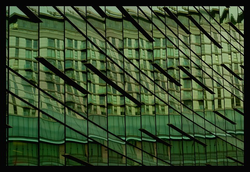Reflecting Media City
