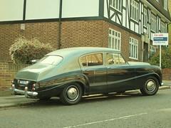 1958 Vanden Plas Princess.