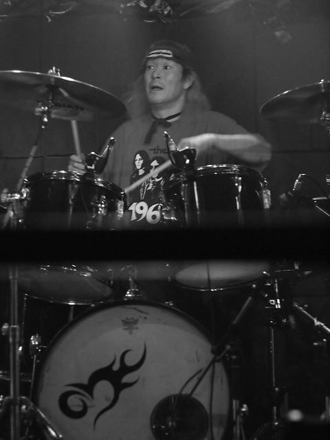 Napoleon live at Outbreak, Tokyo, 17 Nov 2011. 187