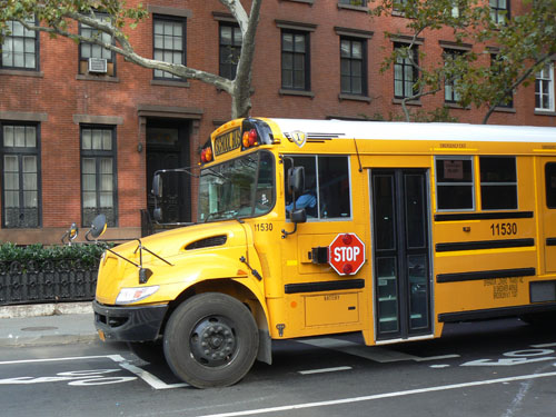 school bus à Chelsea.jpg