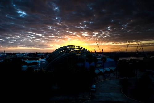 skyline sunrise tampa sony brandon photowalk alpha a77