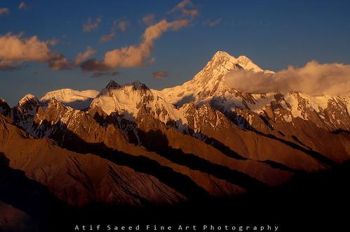 pakistan mountain mountains nature landscape karakoram rushlake atifsaeed