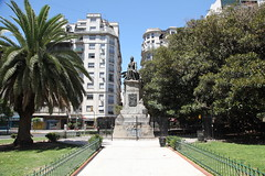Monument to Mariano Moreno