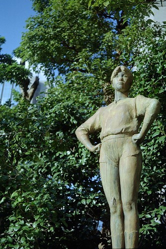 銅像/bronze statue
