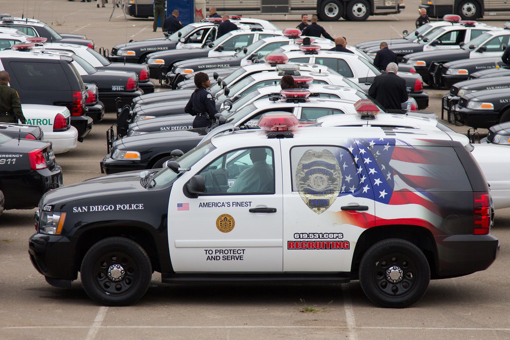 San Diego Police Recruiting Unit