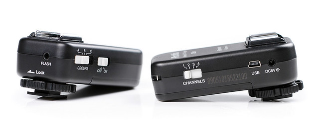 Phottix Odin TTL Receivers