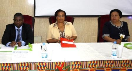 Séminaire sur  les orientations stratégiques de la recherche scientifique et technologique en Côte d'Ivoire