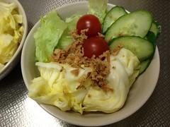 朝食サラダ(2011/11/22)