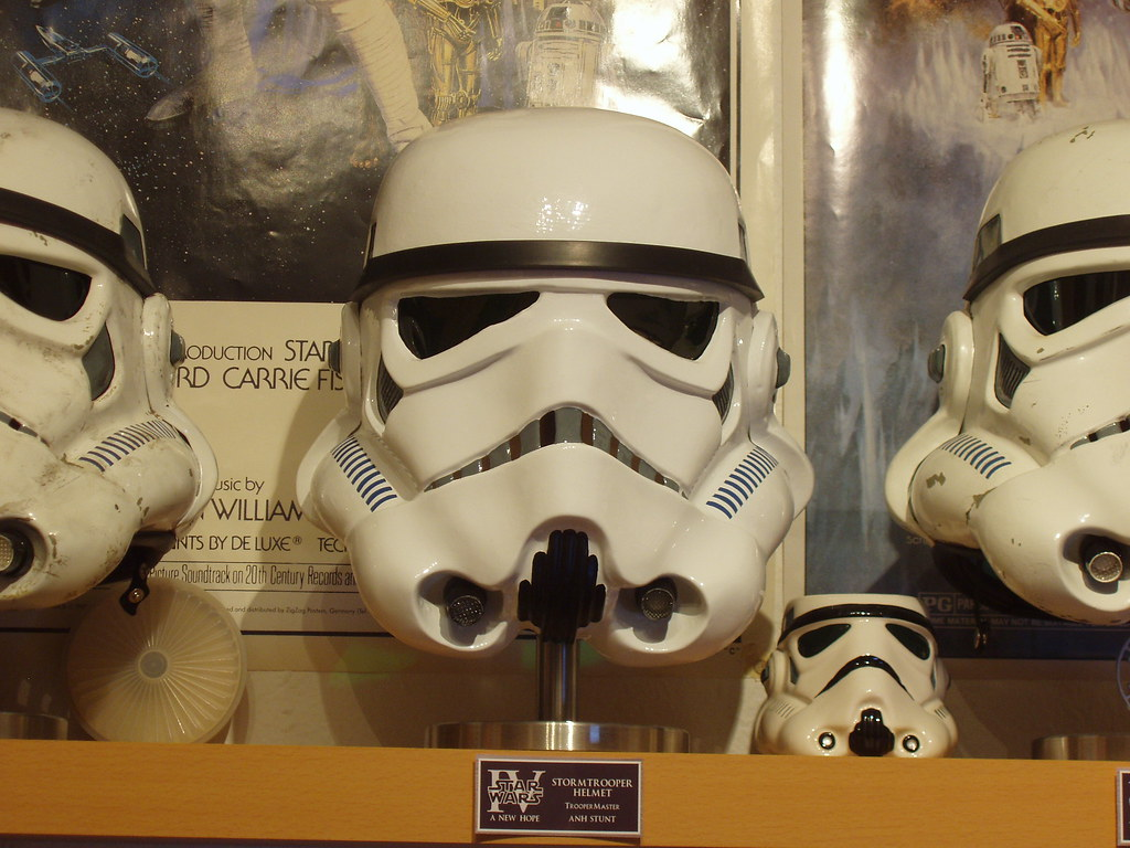 Stormtrooper Helmet Diy