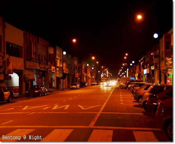 Bentong @ Night