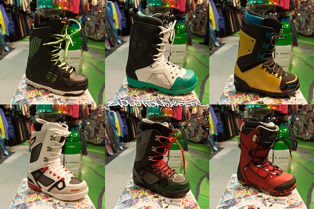Snowboard Boots Evolution Whistler
