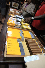 Romeo y Juliet Cigar Factory Shop - Habana, Cuba