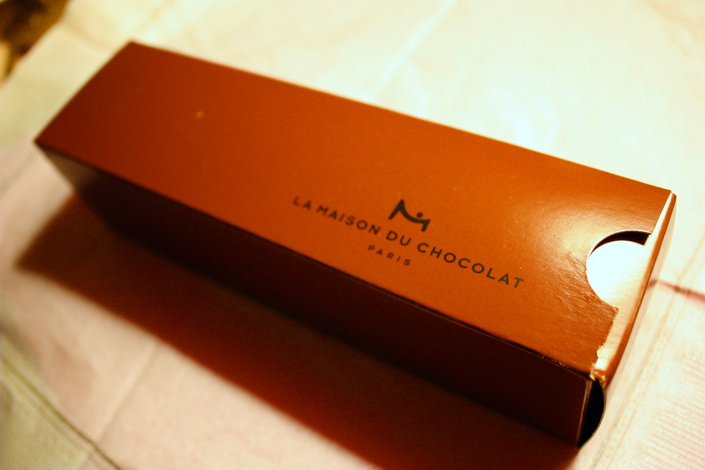 Eclair Marron Box