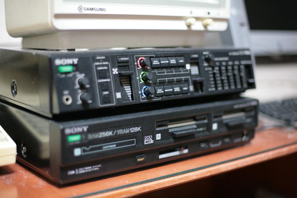 sony HB-F900 & HBI-F900