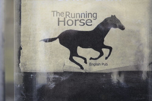 The Running Horse