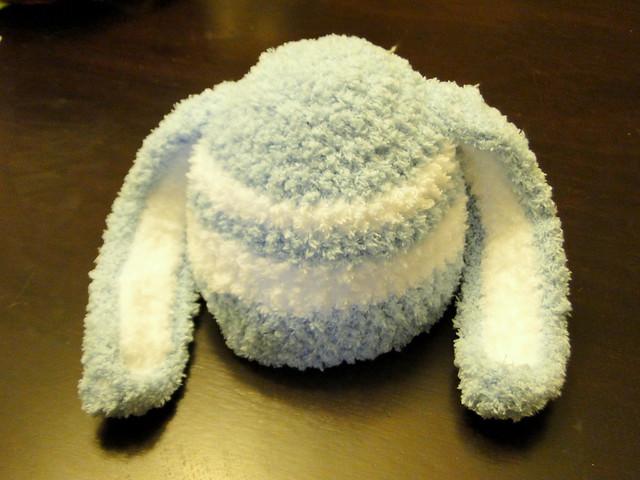 floppy earred bunny hat