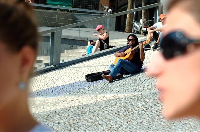 92/366: Música al sol