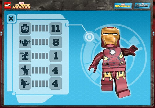 Marvel superheroes site goes live @ lego com