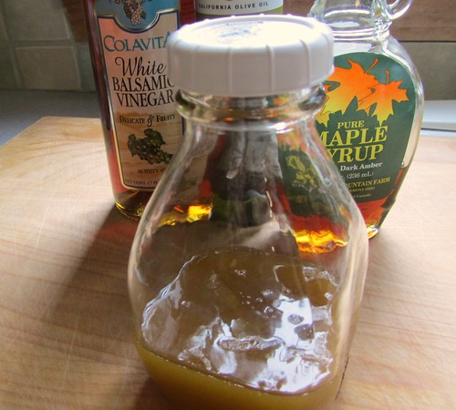 Maple Vinaigrette