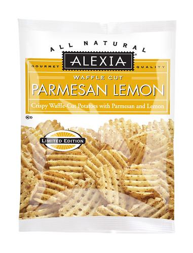 Alexia Parmesan Lemon Waffle Fries