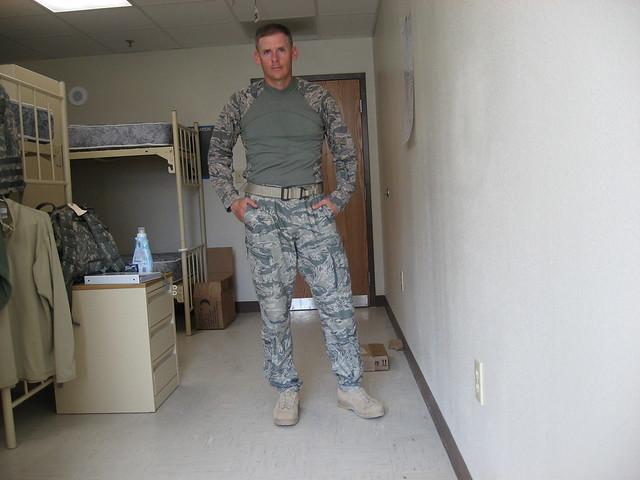Abs G Uniform 34