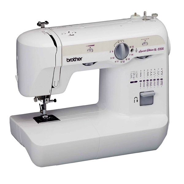 Maquina de coser Brother XL 5500   Flickr - Photo Sharing!