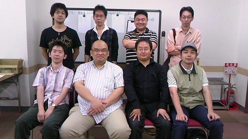LMC Chiba 370th : Top 8